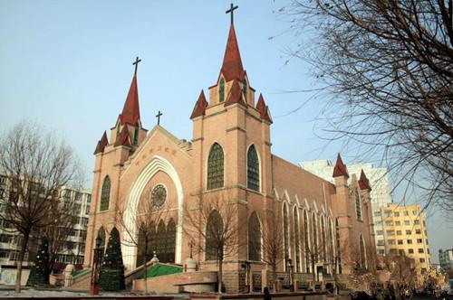 哈尔滨市哈利路亚教堂