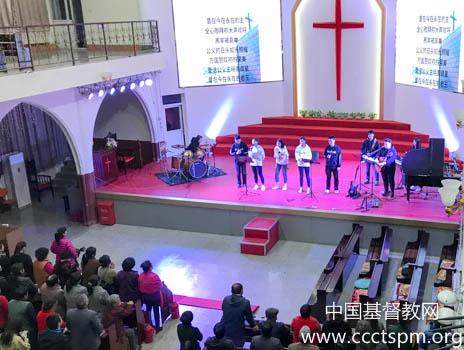 称谢赞美耶和华_山东-团契-神学院-教会-神学院-教会-荣耀