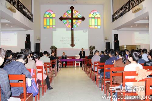 做新时代合格教会后备人才_神学院-爱国-基督教-宗教-基督教-宗教-师生