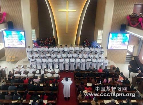 莆田市秀屿区基督教东石堂举行献堂感恩庆典