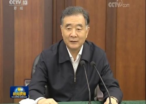 汪洋在上海调研期间特地走访基督教全国两会