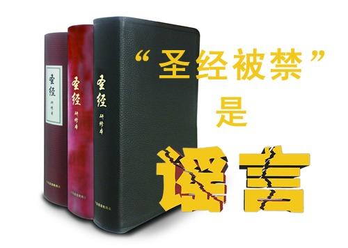 关于圣经网络销售下架问题,《环球时报》有话说