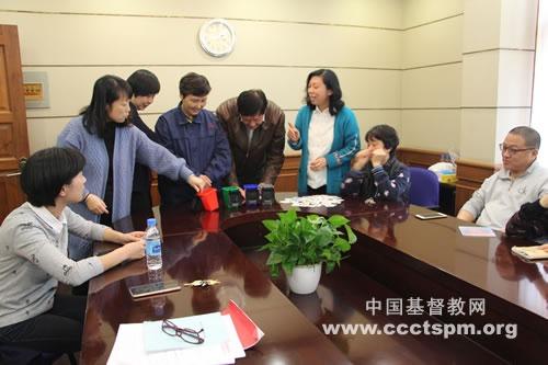 """上海市基督教两会举办践行""""垃圾分类""""活动"""