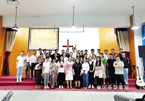 中南神学院2019年上半年祷告交流会