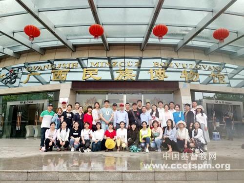 华东神学院举行圣乐系毕业生爱国主义教育活动