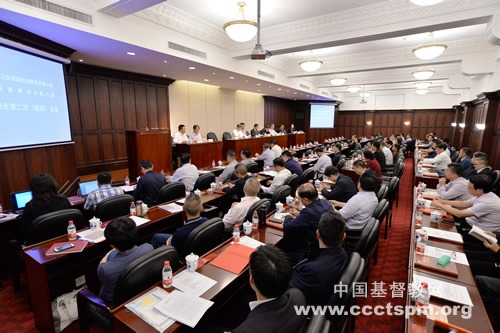 基督教全国两会本届常务委员会第二次联席会议在沪举行