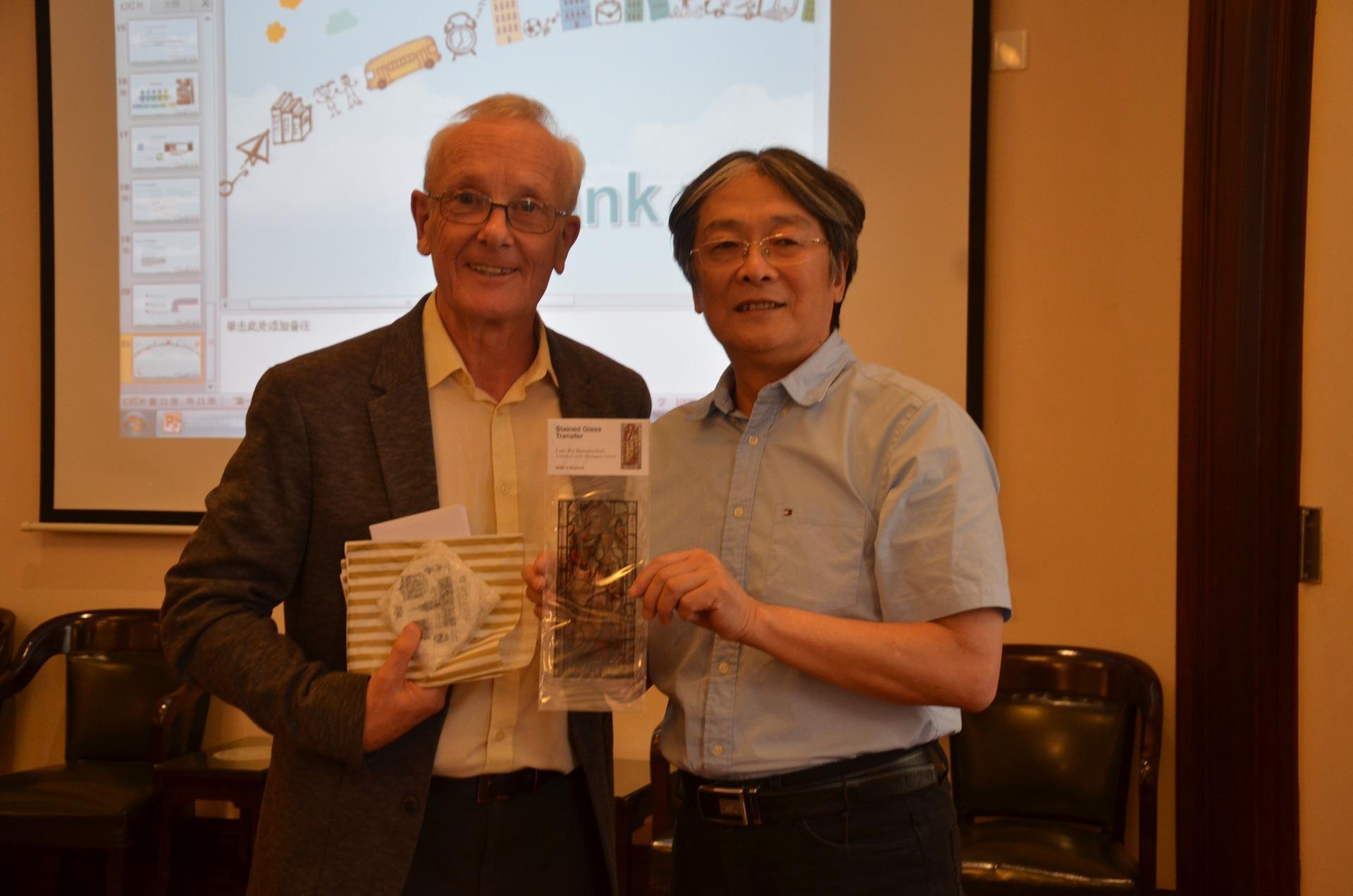 中国教会之友到访中国基督教两会