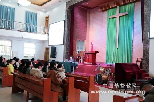 探讨基督教伦理思想 践行社会主义核心价值观