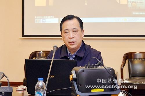 徐晓鸿牧师:中国基督教抗击疫情的工作和启示