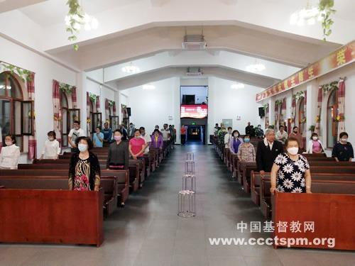 吉林省多地基督教活动场所有序恢复聚会活动