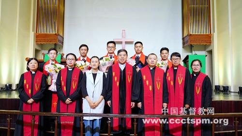 云南省基督教两会举行按牧典礼