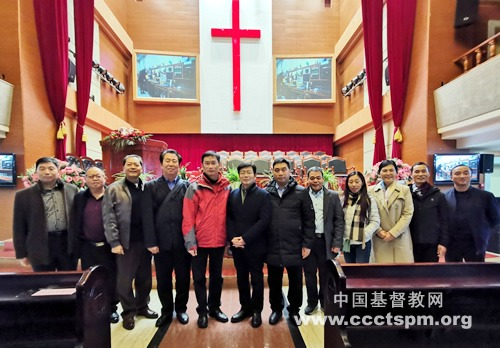 中国基督教两会农村和民族事工委员会第二次全体会议暨培训会在合肥召开