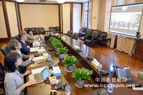 中国基督教两会与香港华人基督教联会举行视频会议