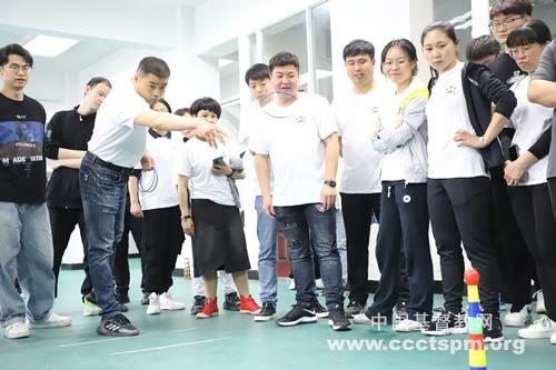 我运动、我精彩——浙江神学院举办2021年春季运动会