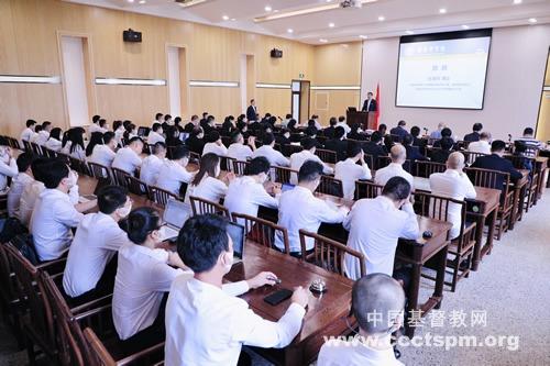 福建神学院2021届本科毕业生论文答辩