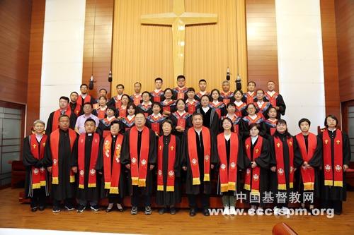 内蒙古圣经学校举行2021届毕业崇拜暨毕业典礼
