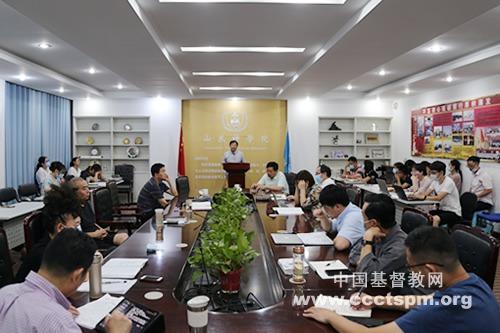 坚持基督教中国化方向,规范推进工作