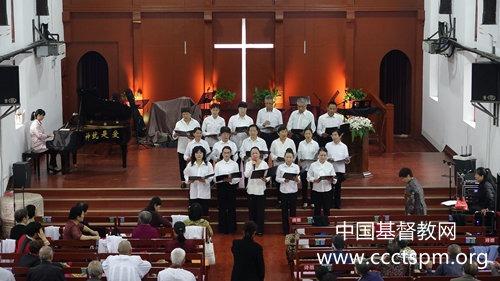 湖北省基督教两会举行重阳节庆祝活动