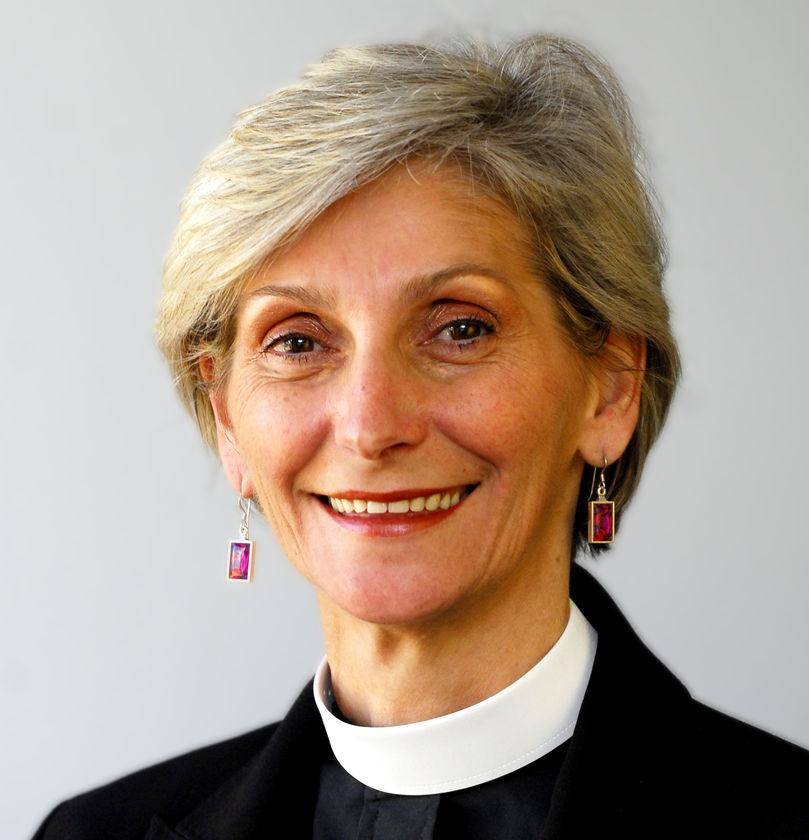 澳大利亚圣公会按立第一位女性主教Kay Goldsworthy