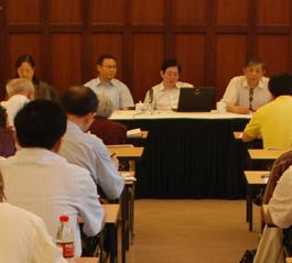各省(自治区、直辖市)基督教两会负责人会议在沪举行