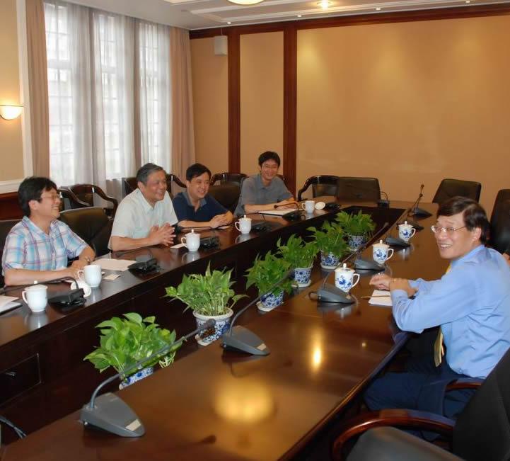 香港华人基督教联会访问基督教全国两会