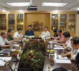 全国两会教会治理调研组在广东