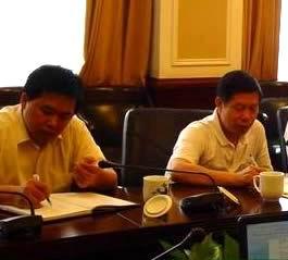 本届传媒事工委员会第一次会议在沪举行