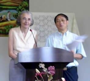 中国基督教全国两会举办第二期暑期英语提高班