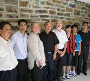 江苏省基督教两会访问团出访美国教会