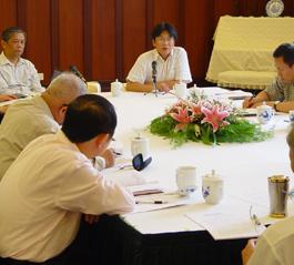 本届第二次主席会长会务(扩大)会议在沪举行