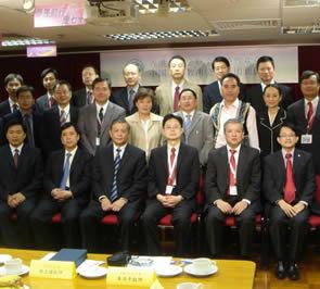 基督教全国两会港澳访问团结束了对港澳教会的访问回到上海