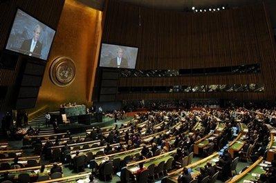 """世界各国领袖奉神之名向暴力说""""不"""""""