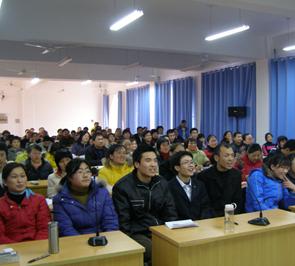 山东神学院举行纪念改革开放三十年知识竞赛
