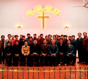 江西省基督教两会派人赴基层授课