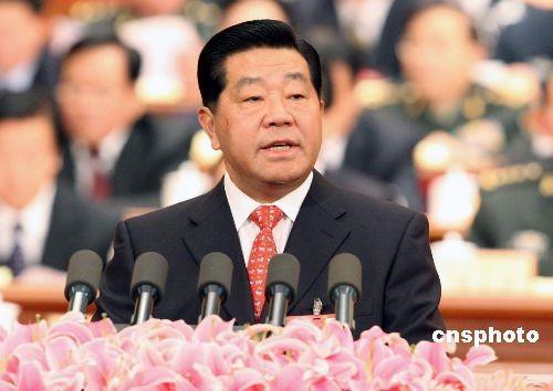 贾庆林部署09政协工作,着力促进民生改善与社会和谐稳定