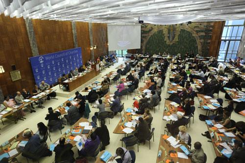 世界基督教教会联合会选出新一届总干事