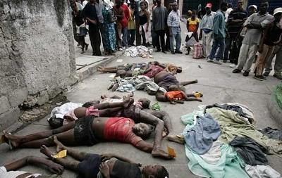 基督教全国两会号召教会肢体请紧急为海地地震灾民代祷