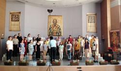 中国基督教合唱团参加塞尔维亚第三届埃迪茨特音乐节
